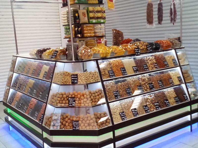 Восточные сладости, орехи